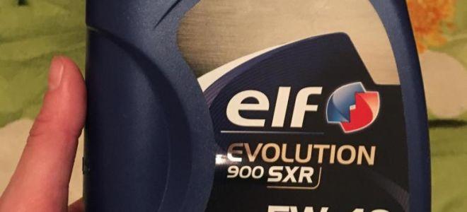 Технические характеристики и свойства масла ELF Evolution 900 SRX 5W-40