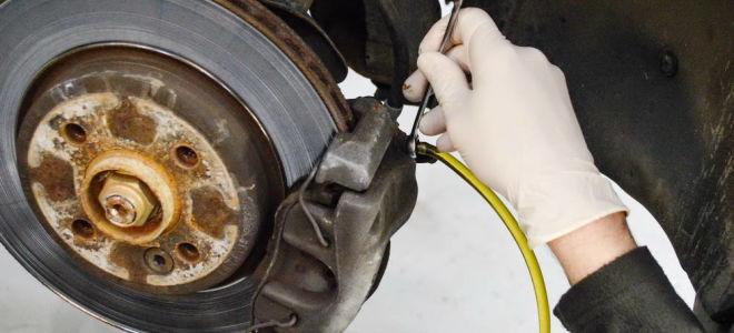 Вакуумная замена масла в двигателе: технология