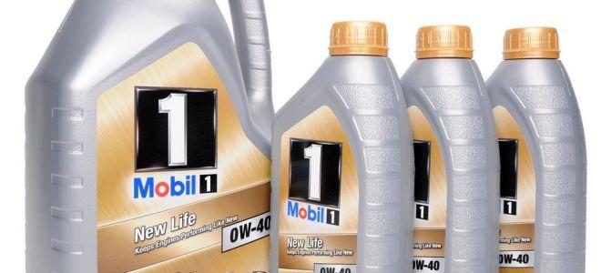 Возможности и технические характеристики масла Mobil 1 0W-40