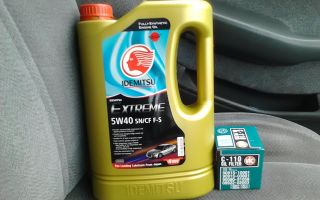 Технические характеристики моторного масла Idemitsu 5W-40: отзывы покупателей