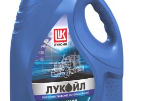 Особенности использования и технические параметры моторного масла Лукойл Авангард 10W 40