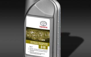 Трансмиссионное масло Toyota: разновидности, технические характеристики