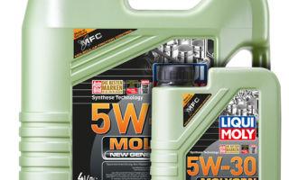 Особенности и характеристики масла Ликви Моли Молиген 5W30