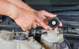 Какой объем тормозной жидкости требуется для замены в системе авто