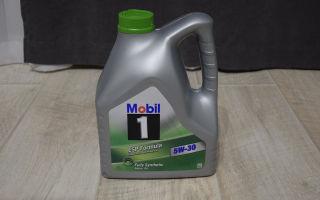 Сильные стороны масла Mobil 5W30 и его недостатки