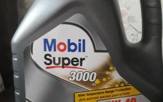 Особенности использования и технические характеристики Mobil Super 3000 5W-40