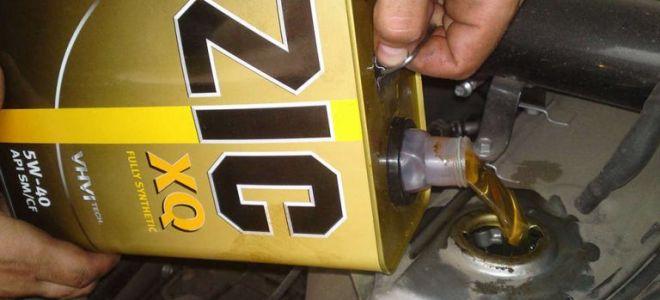 Моторное масло «ZIC 5W-40»- один из лидеров на мировом автомобильном рынке