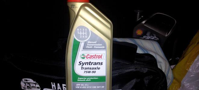 Особенности использования и основные характеристики масла Castrol 75W-90
