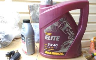 Синтетик MANNOL 5W-40 — возможности и свойства моторного масла, отзывы и цена
