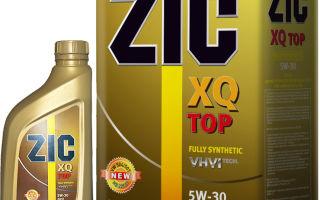Особенности моторного масла ZIC 5W-30: стоимость, отзывы
