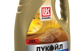 Какими показателями обладает масло Лукойл ЛЮКС 10W-40 (полусинтетика)