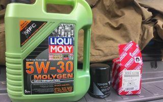 Особенности и порядок пользования маслом LIQUI MOLY 10W-40 Molygen