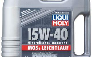 Характеристики моторного масла 15W-40 — особенности применения