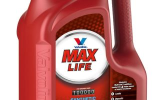 Масло Valvoline 5W-40 — характеристики, отзывы и цена масла