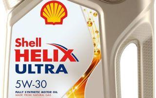Моторное масло Shell Helix Ultra 5W30: особенности, характеристики и отзывы