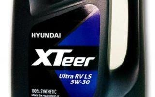 Масло Hyundai 5W-30: характеристики и цены на продукцию, отзывы покупателей