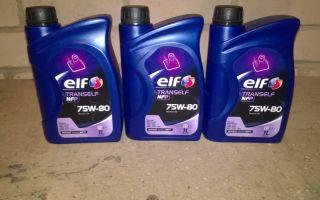 Трансмиссионное масло ELF: особенности и технические характеристики