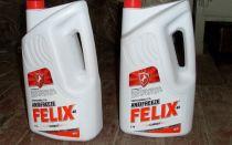 Охладитель Felix G12 красного цвета — параметры и свойства