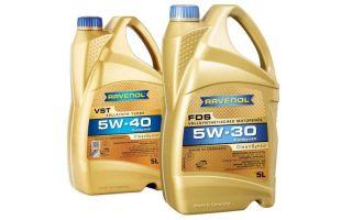 Моторное масло Равенол 5W40 — какими свойства обладает и отзывы о продукте