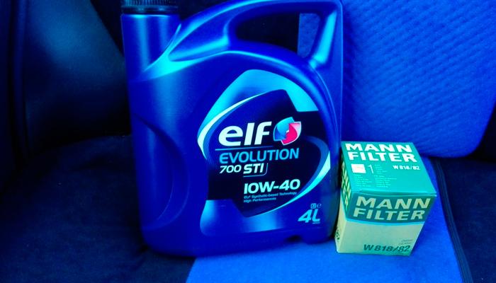 Эльф 10w 40 полусинтетика отзывы