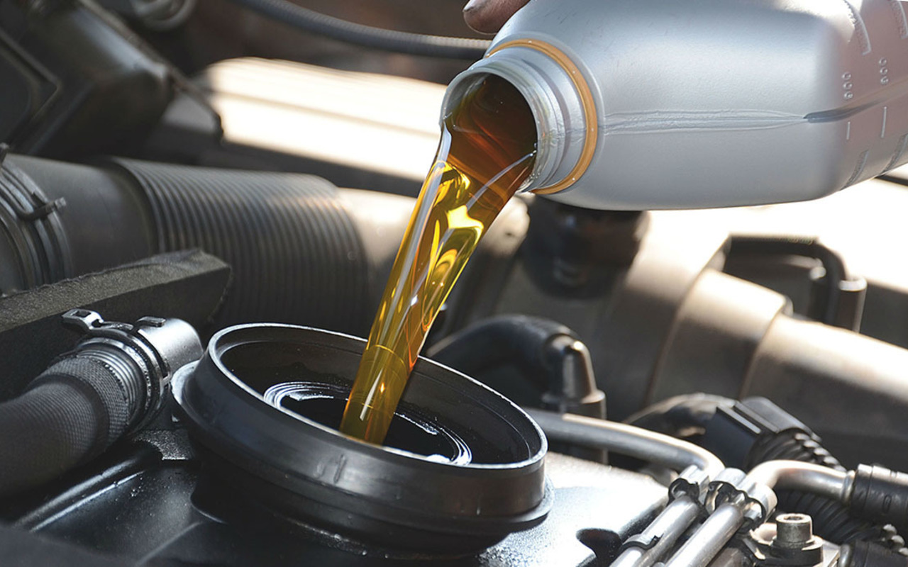 3 2 - Через какой пробег нужно менять масло